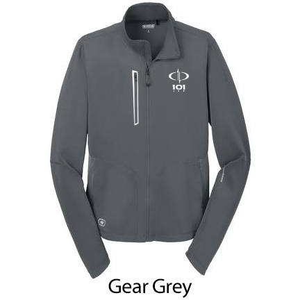 OGIO Endurance Fulcrum Full Zip - Embroidered