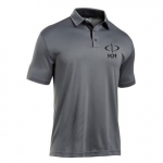 Under Armour Men's Tech Polo - Emboridered