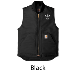 Carhartt ® Duck Vest - Embroidered