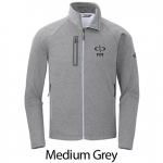 The North Face Brand Men's Canyon Flats Fleece Jacket - Embroidered
