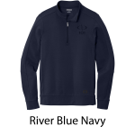 OGIO® Luuma 1/2-Zip Fleece - Embroidered